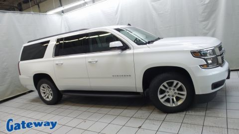 Pre-Owned 2015 Chevrolet Suburban LS 4WD 4D Sport Utility